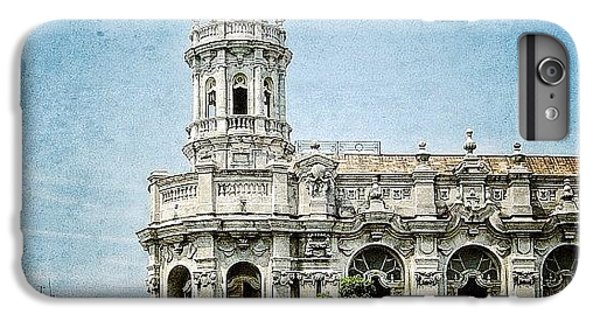 Iger iPhone 6 Plus Case - great Theatre Of Havana (1838 - by Joel Lopez