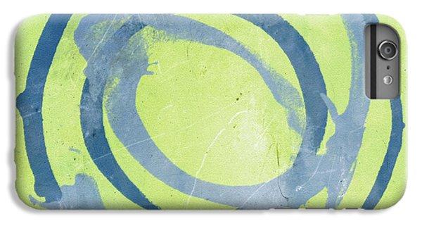 Green Blue IPhone 6 Plus Case