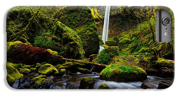 Green Seasons IPhone 6 Plus Case by Chad Dutson