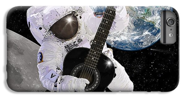 Ground Control To Major Tom IPhone 6 Plus Case by Nikki Marie Smith