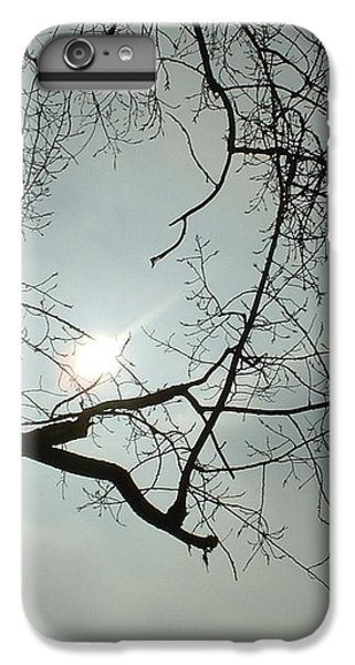 Grown In Cold Light IPhone 6 Plus Case