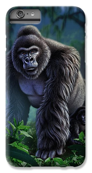 Guardian IPhone 6 Plus Case by Jerry LoFaro