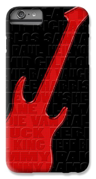 Guitar Players 1 IPhone 6 Plus Case