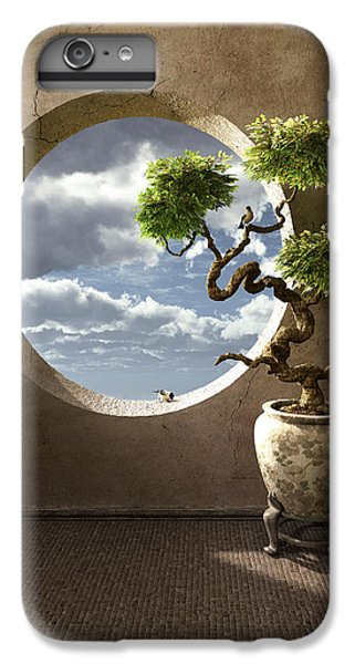 Haiku IPhone 6 Plus Case by Cynthia Decker