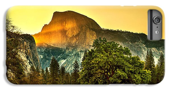 Half Dome Sunrise IPhone 6 Plus Case