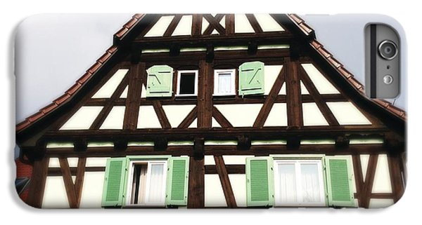 Half-timbered House 01 IPhone 6 Plus Case