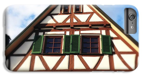 Half-timbered House 02 IPhone 6 Plus Case