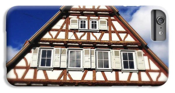 Half-timbered House 03 IPhone 6 Plus Case