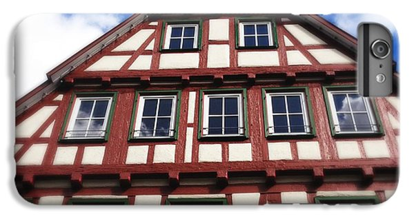 Half-timbered House 05 IPhone 6 Plus Case