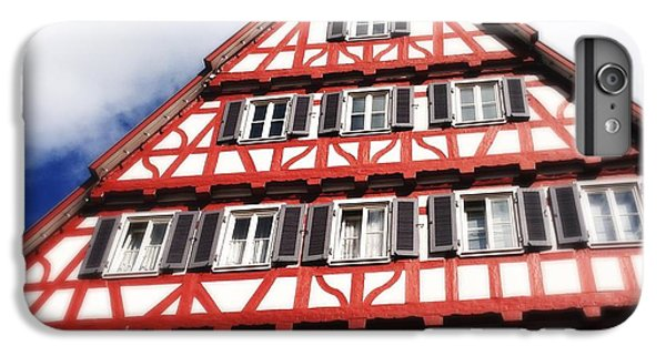 Half-timbered House 06 IPhone 6 Plus Case