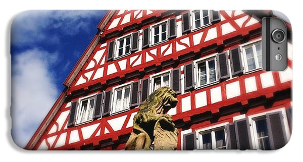 Half-timbered House 07 IPhone 6 Plus Case