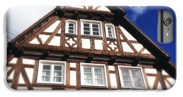 Half-timbered House 08 IPhone 6 Plus Case