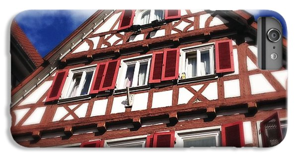 Half-timbered House 09 IPhone 6 Plus Case