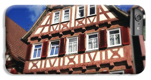 Half-timbered House 10 IPhone 6 Plus Case