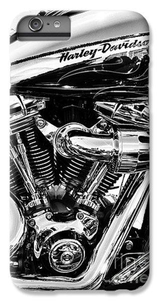 Harley Monochrome IPhone 6 Plus Case