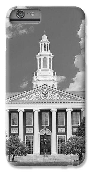 Baker Bloomberg At Harvard University IPhone 6 Plus Case by University Icons