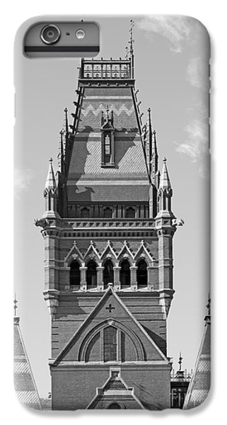 Memorial Hall At Harvard University IPhone 6 Plus Case by University Icons