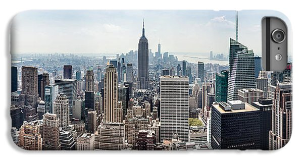 Empire State Building iPhone 6 Plus Case - Heart Of An Empire by Az Jackson