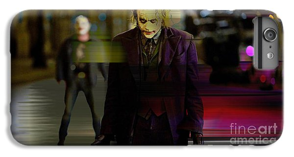 Heath Ledger IPhone 6 Plus Case