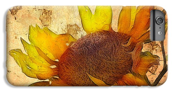 Sunflower iPhone 6 Plus Case - Helianthus by John Edwards