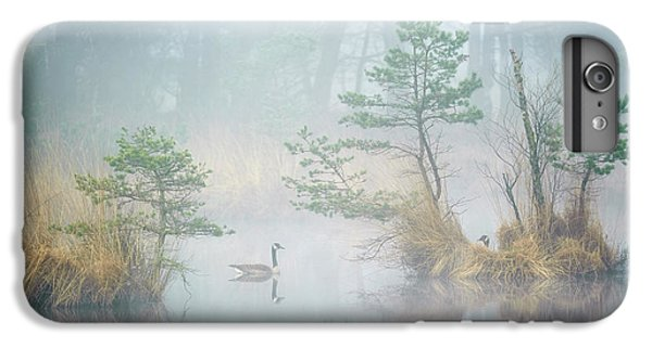 Goose iPhone 6 Plus Case - Hide And Seek by Andrew George