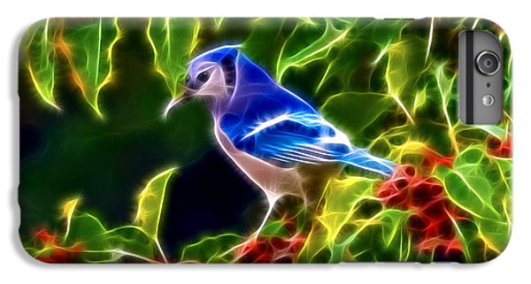 Hiding In The Berries IPhone 6 Plus Case by Stephen Younts