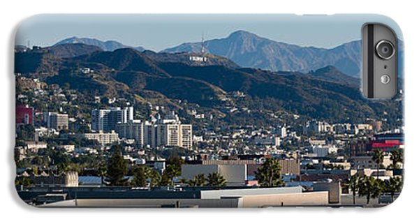 High Angle View Of A City, Beverly IPhone 6 Plus Case by Panoramic Images