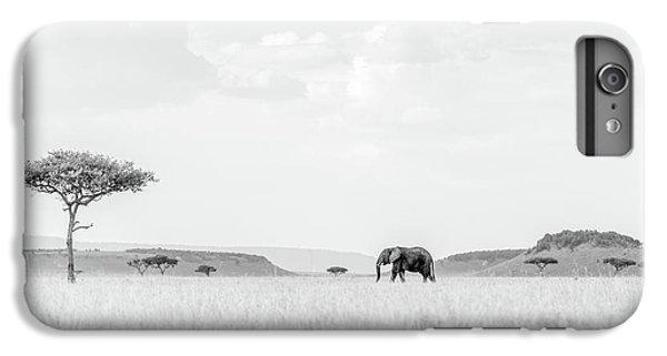 Africa iPhone 6 Plus Case - High Key Savannah by Jaco Marx