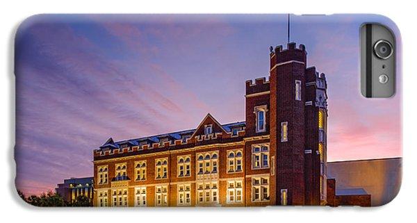 Marquette iPhone 6 Plus Case - Historic Thomas Hall At Loyola University - New Orleans Louisiana by Silvio Ligutti