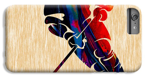 Hockey IPhone 6 Plus Case by Marvin Blaine