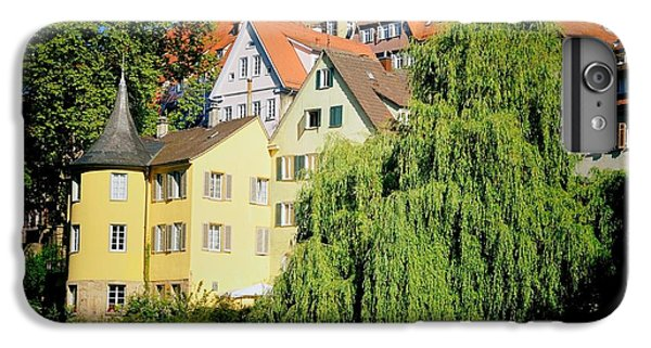 Hoelderlin Tower In Lovely Tuebingen Germany IPhone 6 Plus Case