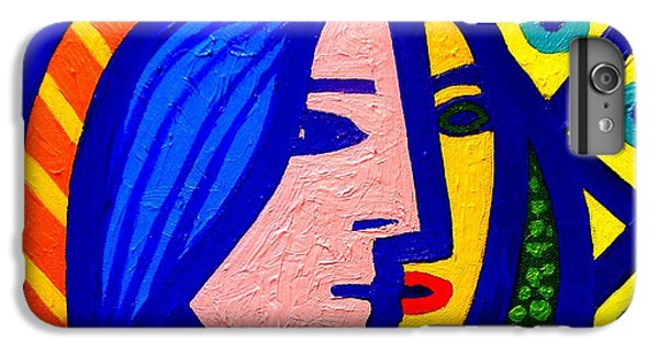 Homage To Pablo Picasso IPhone 6 Plus Case