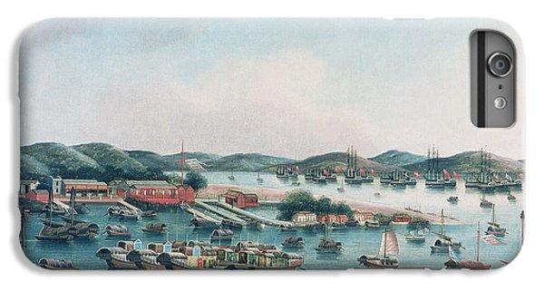Hong Kong Harbor IPhone 6 Plus Case