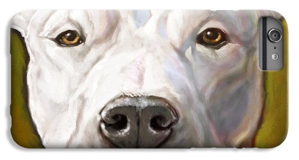 Dog iPhone 6 Plus Case - Honor by Sean ODaniels
