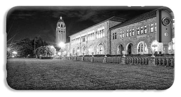 Hoover Tower Stanford University Monochrome IPhone 6 Plus Case by Scott McGuire