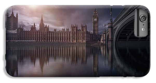 House Of Parliament IPhone 6 Plus Case