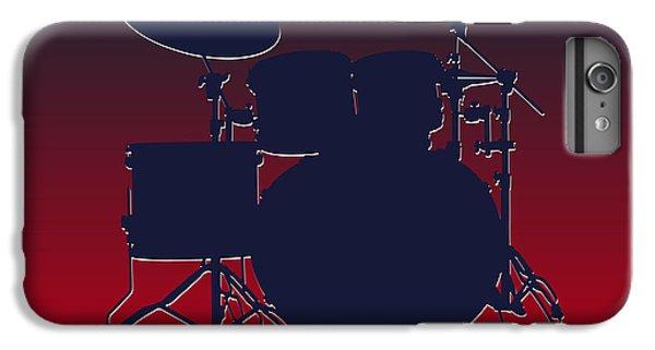 Houston Texans Drum Set IPhone 6 Plus Case by Joe Hamilton