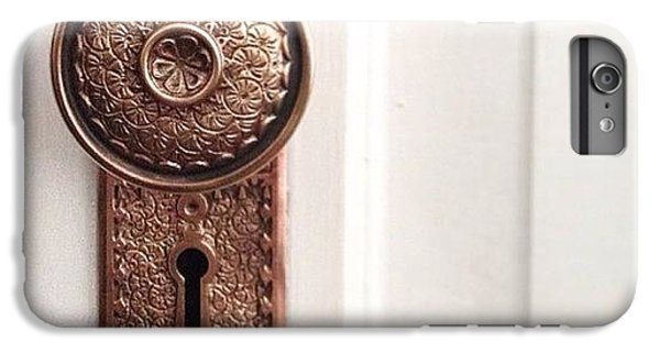 Decorative iPhone 6 Plus Case - I Just Love These Old Door Knobs! by Kim Schumacher