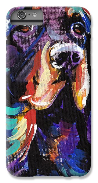 I Love Gordon IPhone 6 Plus Case by Lea S