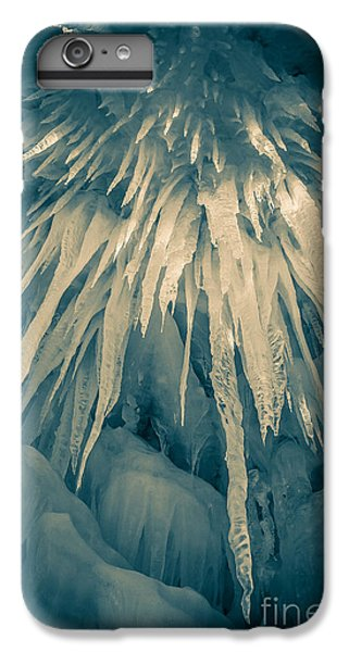 Ice Cave IPhone 6 Plus Case by Edward Fielding