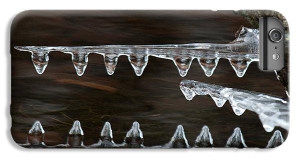 Ice Crocodiles IPhone 6 Plus Case by Lara Ellis