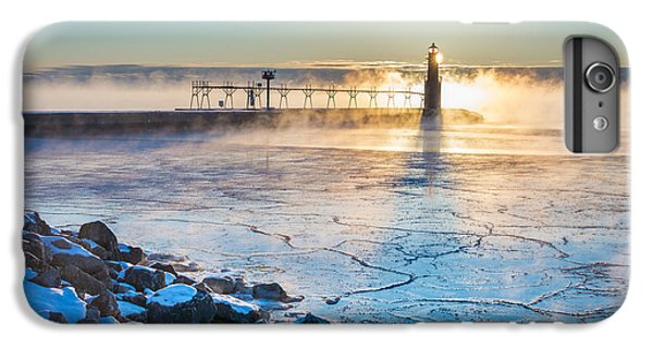 Icy Morning Mist IPhone 6 Plus Case
