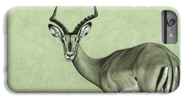 Nature iPhone 6 Plus Case - Impala by James W Johnson