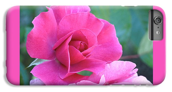 In The Pink IPhone 6 Plus Case by Rona Black