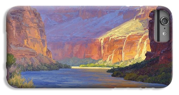 Grand Canyon iPhone 6 Plus Case - Inner Glow Of The Canyon by Cody DeLong