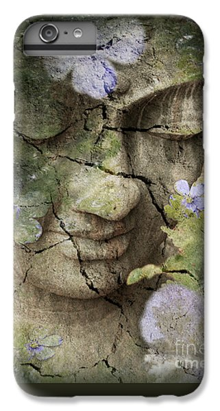 Garden Snake iPhone 6 Plus Case - Inner Tranquility by Christopher Beikmann