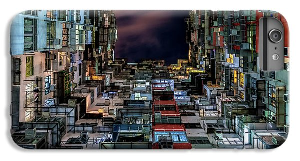 Building iPhone 6 Plus Case - Insomnia by Andreas Agazzi
