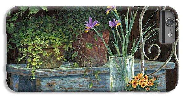 Irises iPhone 6 Plus Case - Irises by Michael Humphries