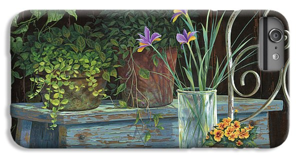 Irises IPhone 6 Plus Case by Michael Humphries