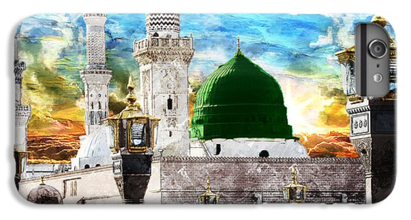 Moscow iPhone 6 Plus Case - Islamic Painting 004 by Catf